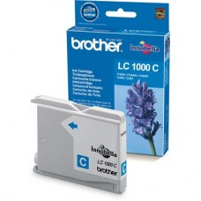 Brother Compatible LC1000C XL Cyan Ink Cartridge