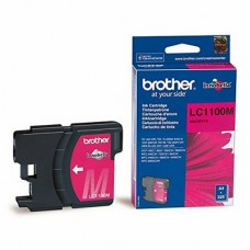 Brother Compatible LC1100M Magenta Ink Cartridge