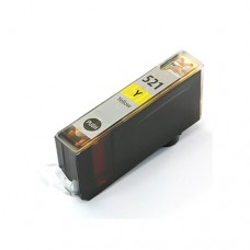 Canon Compatible CLI-521 Yellow Ink Cartridge (CLI-521Y)