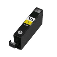 Canon Compatible CLI-526 Yellow Ink Cartridge (CLI-526Y)