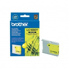 Brother Compatible LC1000Y XL Yellow Ink Cartridge